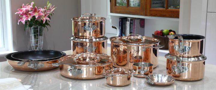 ProWare Copper Tri Ply Resize