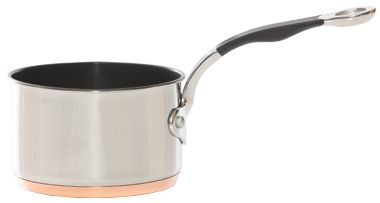 Image of ProWare's Copper Base Milk Pan 14cm