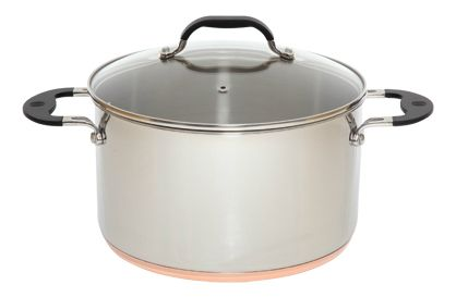 ProWare Copper Base 24cm Stockpot